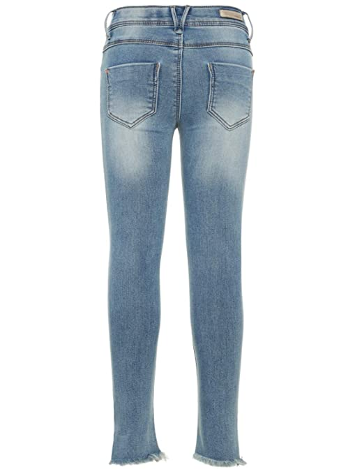 NAME IT Pantalones Vaqueros Denim NIÑA Polly - 164, Medium ...