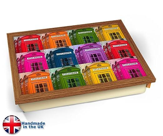 KICO - Bandeja de cojín con diseño de Collage de Londres ...