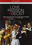 Love Passion And Deceit (Glyndebourne Box Set) (Opus Arte: OA1074BD) [DVD] [2010]