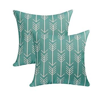 Amazon.com: Top Finel - Juego de fundas de almohada ...