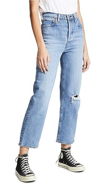 Amazon.com: Levis - Pantalones vaqueros para mujer, 31 ...