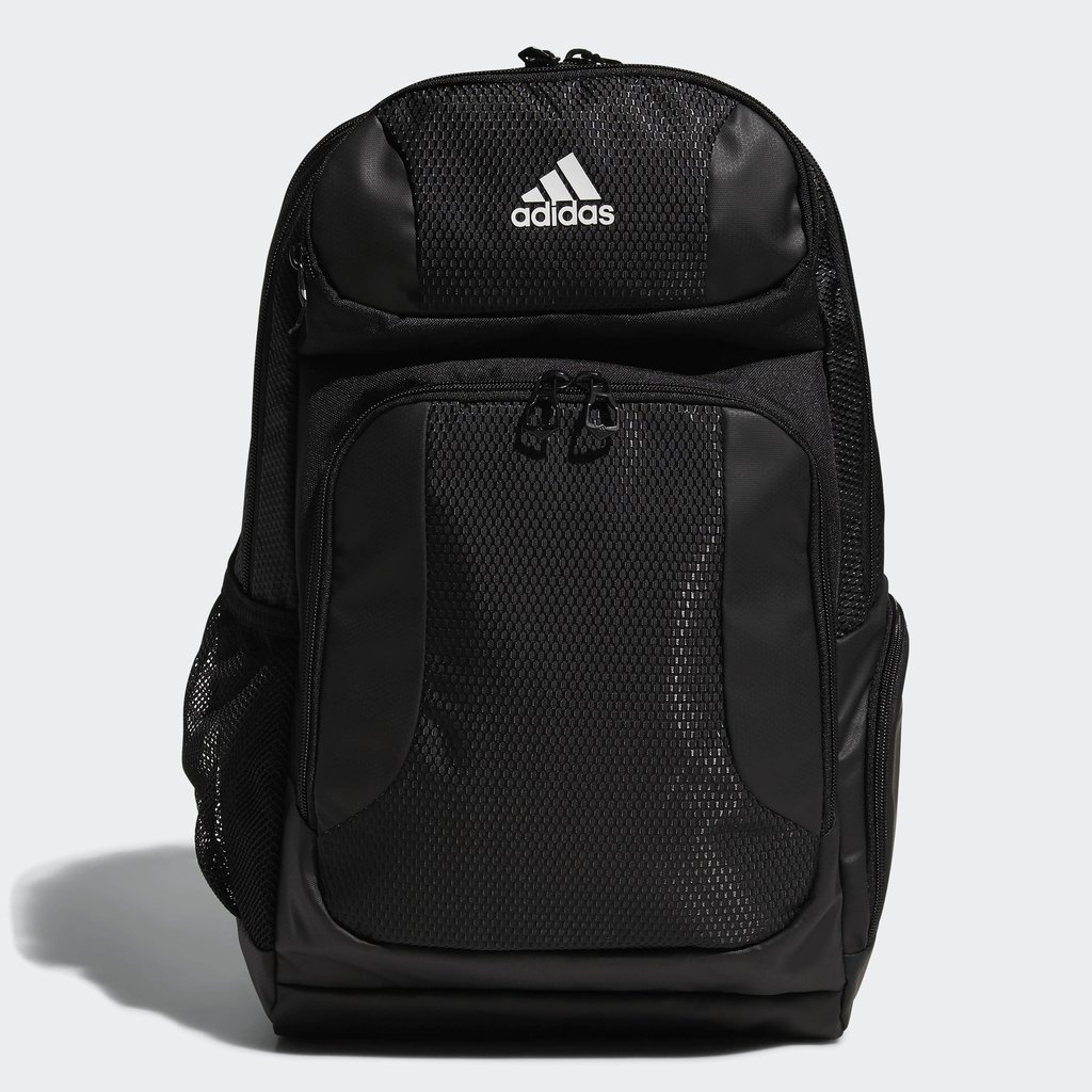adidas Strength Backpack, Black, One Size by adidas