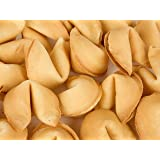 KC Commerce Traditional Fortune cookies 100 pcs Individually Wrapped