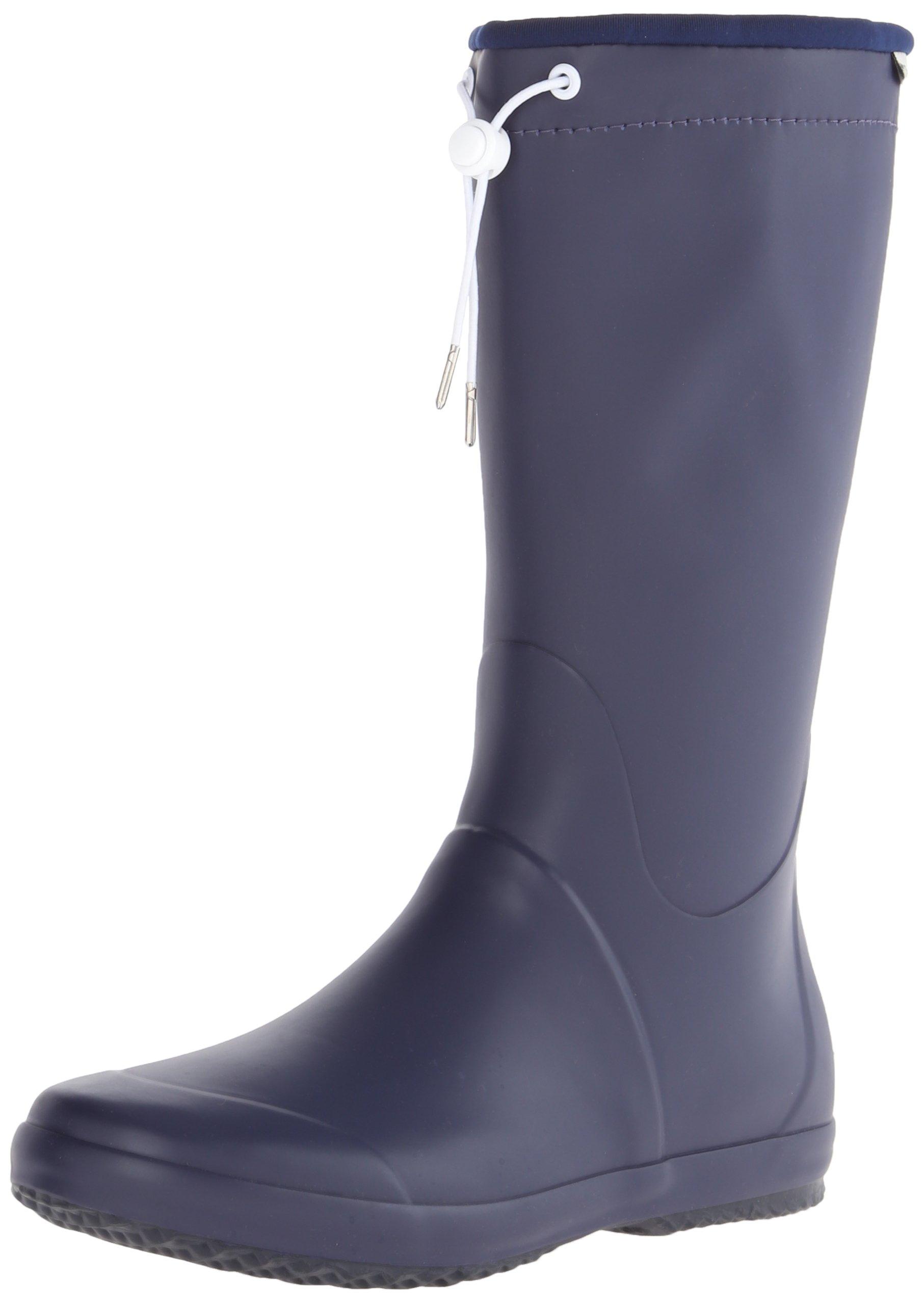 Tretorn Women's Viken Rain Boot, Navy, 40 EU/9 B US