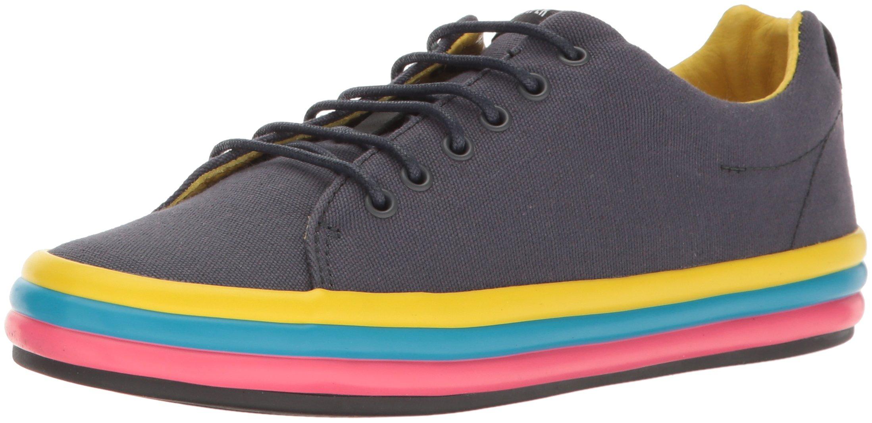 Camper Women's Hoops K200403 Fashion Sneaker, Dark Grey, 41 EU/11 M US
