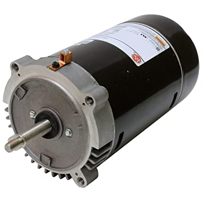 1 hp 3450 RPM 56J 115/230V Swimming Pool Pump Motor - US Electric Motor: Home Improvement