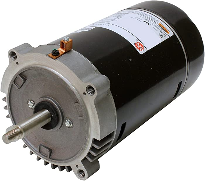 1 hp 3450 RPM 56J 115/230V Swimming Pool Pump Motor - US Electric Motor