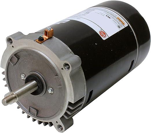 CENTURY Pool Pump Motor,1 HP,3450 RPM,115//230VAC UST1102