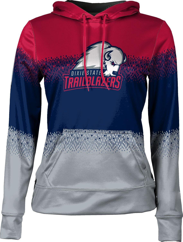 School Spirit Sweatshirt ProSphere Dixie State University Girls Pullover Hoodie Drip