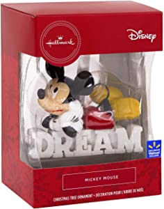 Hallmark Mickey Mouse Dream Christmas Ornament