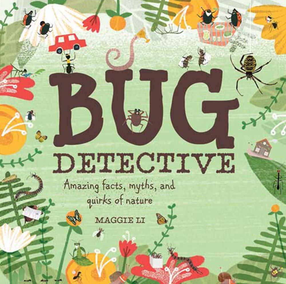bug detective maggie li 9781454915164 amazon com books