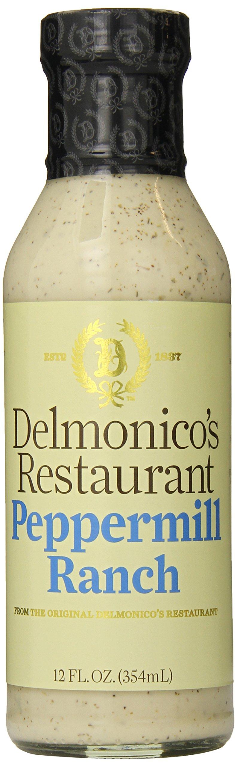 Delmonicos Peppermill Ranch Dressing, 12 Ounce