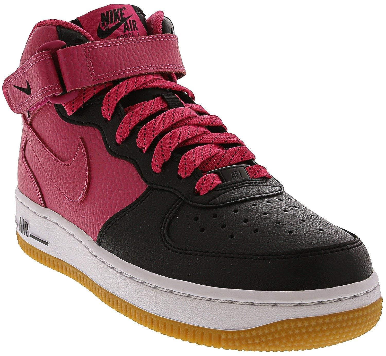 Nike Mädchen Air Force 1 Mid (Gs) Basketballschuhe schwarz schwarz schwarz B017FYOQ7Q Basketballschuhe Beliebte Empfehlung ba7a2a