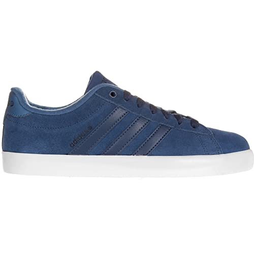 a0a989b02dd4 Adidas Neo Men Blue Derby ST Suede Sneaker (9 M US)  Buy Online at ...