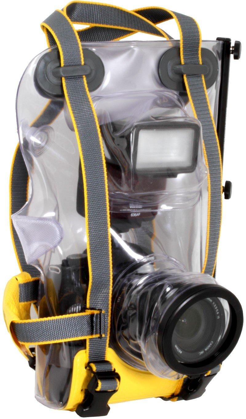 Ewa-Marine U-AXP - Carcasa acuática para cámara réflex: Amazon.es ...