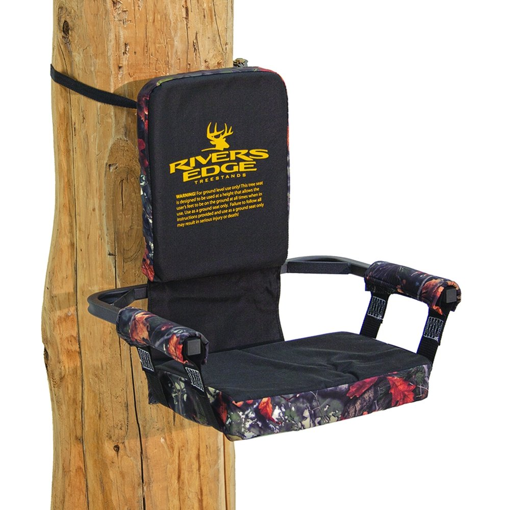 Rivers Edge RE761 Lounger Tree Seat by River's Edge Products