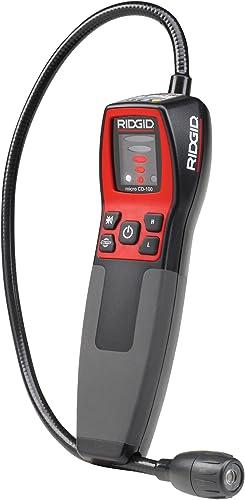 RIDGID 36163 Model micro CD-100 Combustible Gas Detector, Gas Leak Detector