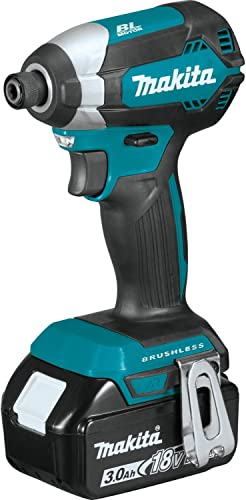 Makita XT284SX1 18V LXT Lithium-Ion Brushless Cordless 2-Pc. Combo Kit 3.0Ah