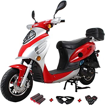 X-PRO 50cc Scooter