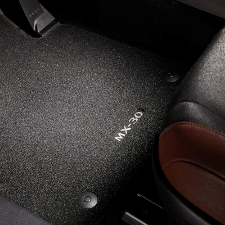Mazda Mx 30 Original Textilfußmattensatz Standard Bj Ab 2020 Neu Auto