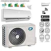 Diloc Frozen Climatiseur inverter mural - R32, 9000Btu et compresseur Sharp –D. frozen9+ D. frozen109