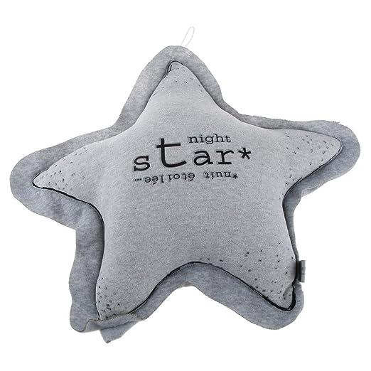 philna12 forma de estrella luminoso cojín bebé juguete para ...