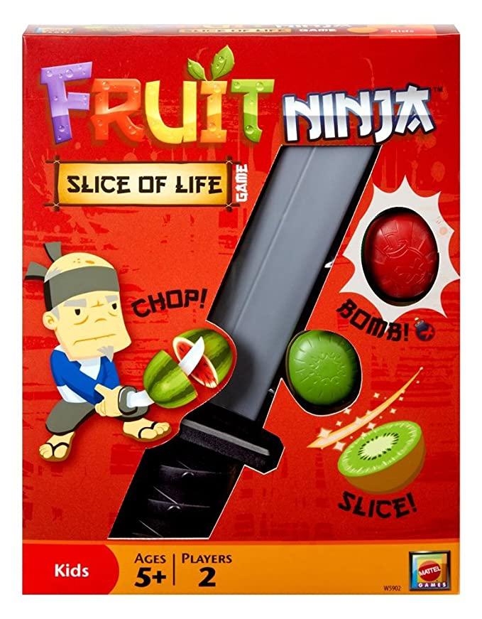 Mattel Ninja Fruit: Amazon.es: Juguetes y juegos