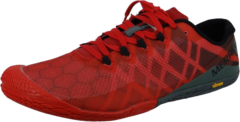 Amazon Com Merrell Men S Vapor Glove 3 Trail Runner Fashion Sneakers