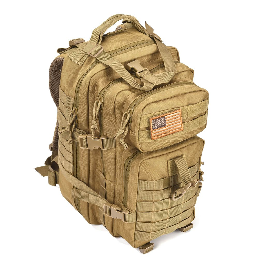 Military Tactical Backpack Army Small 3 Day Assault Pack Molle Bug Out Bag Backpacks Rucksacks