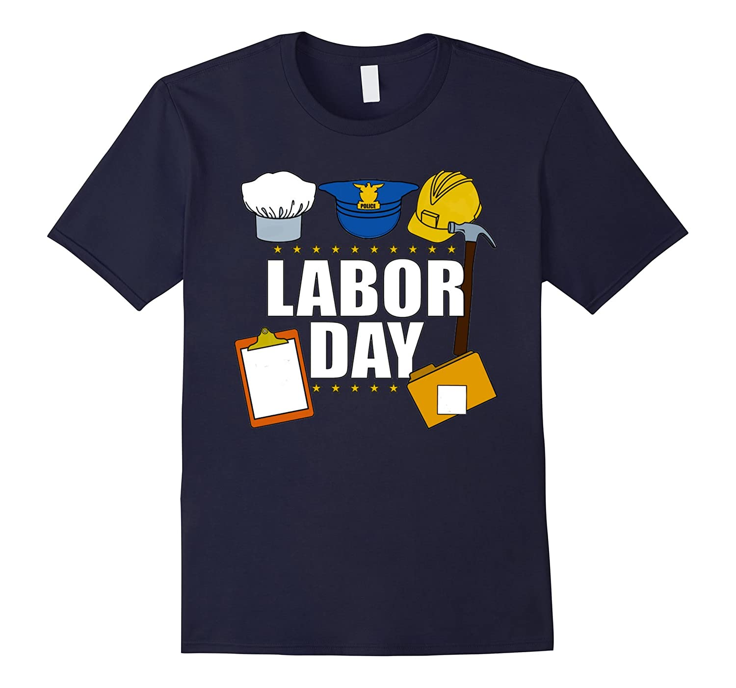 Happy America's Labor Day T-Shirt, Labor Day Tee-BN