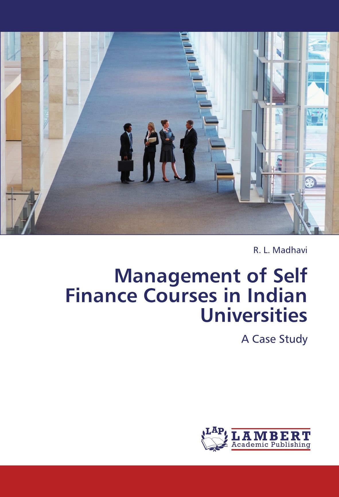 Download Management of Self Finance Courses in Indian Universities: A Case Study pdf epub