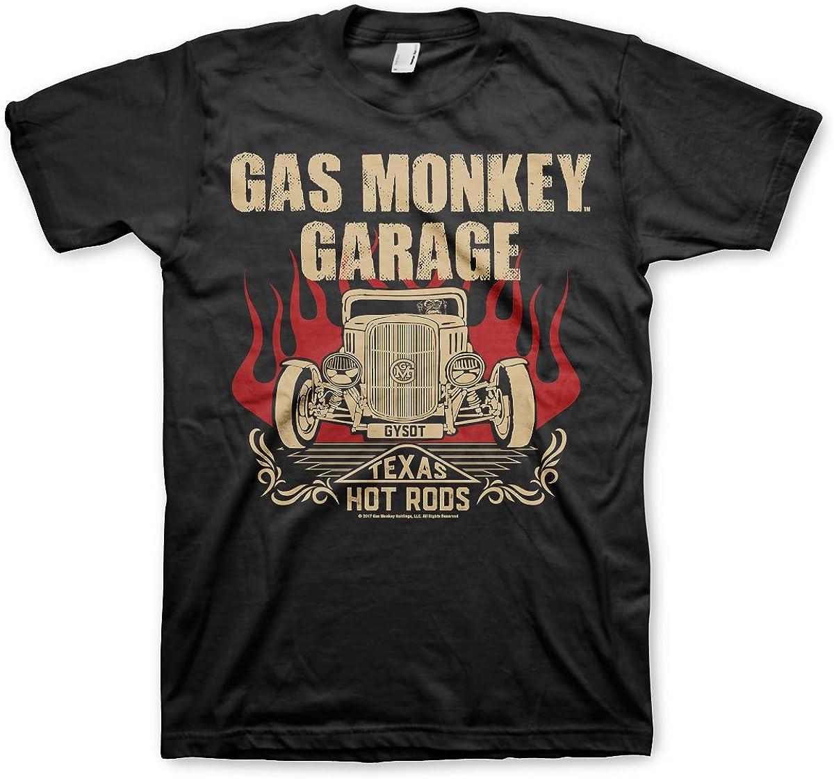 4XL Licence Officielle GMG-gysot BIG /& TALL 3XL 5XL tee-shirt Homme