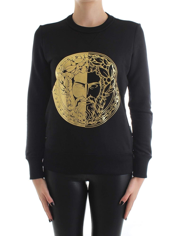 schwarz S Versace Jeans B6.HVA71G.30325 Sweatshirts Damen