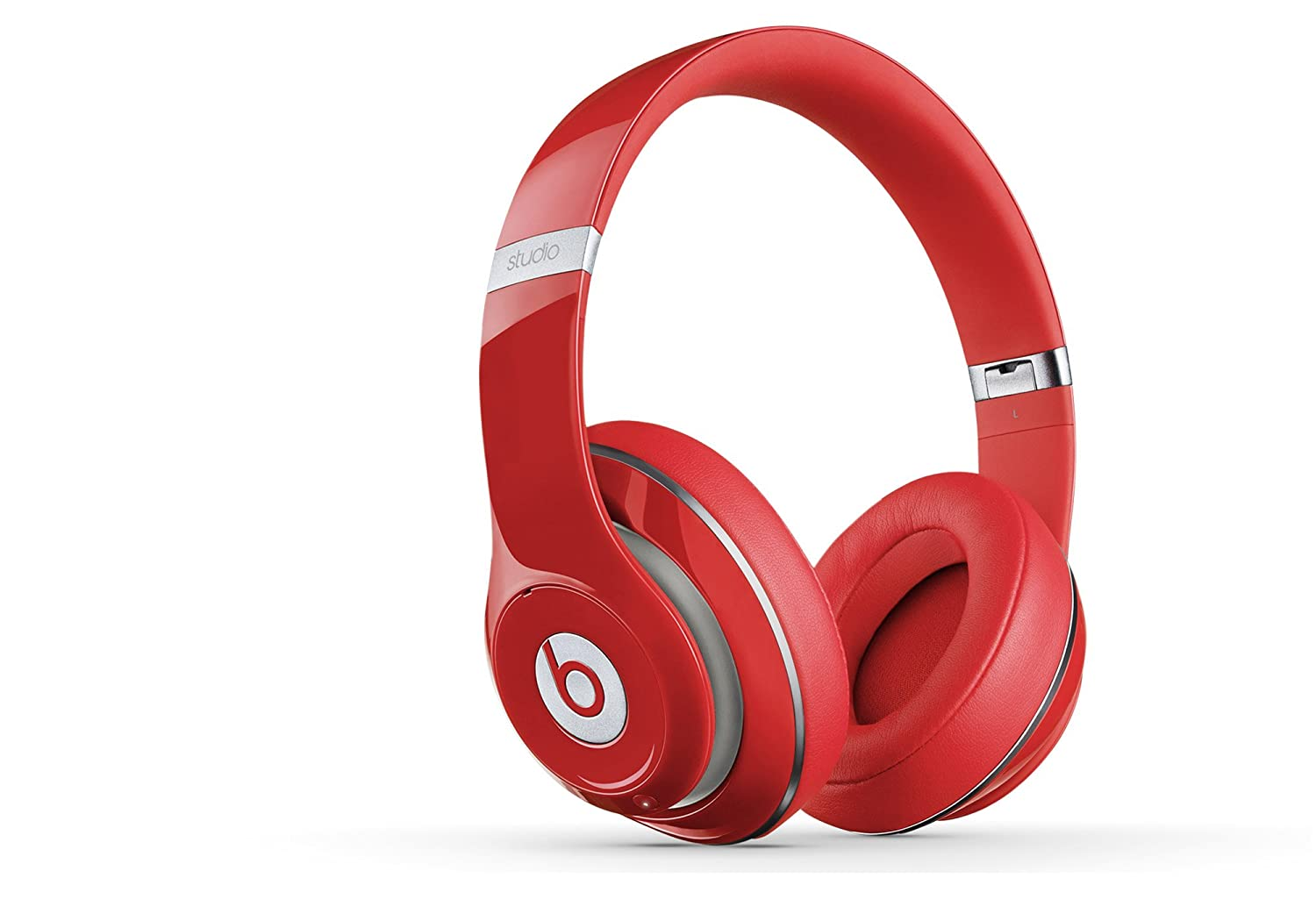 Amazon.com: Beats Studio Wired 2.0 Over-Ear Headphone- Red: Home Audio &  Theater