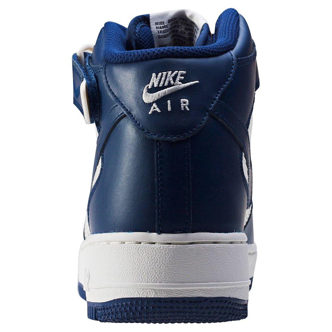 Scarpe Da Uomo Nike / Scarpe Da Ginnastica Air Force 1 Mid 07 Blu 42.5