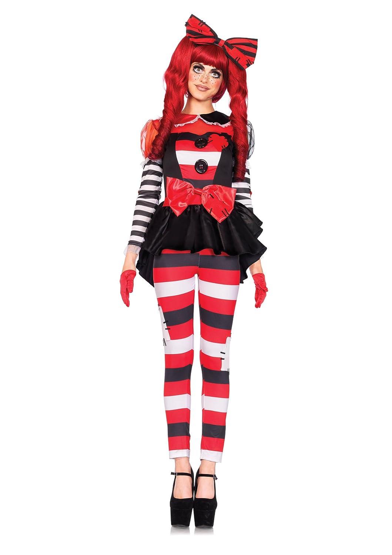 Leg Avenue 85443 - Rag Doll Kostüm, Größe Medium (EUR 38)