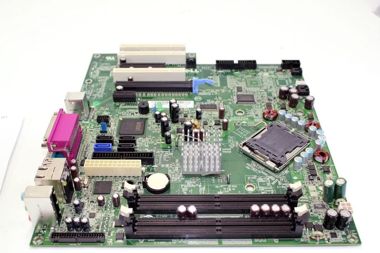 DELL G9322, CJ744, XH407, MM096 Precision Workstation 380 Motherboard PWS 380; Supported Processors: Intel Intel Pentium 4 (single core), Intel Pentium D (dual core), Intel Pentium processor Extreme Edition (dual core), Intel Pentium 4 Extreme Edition (with Hyper-Threading)