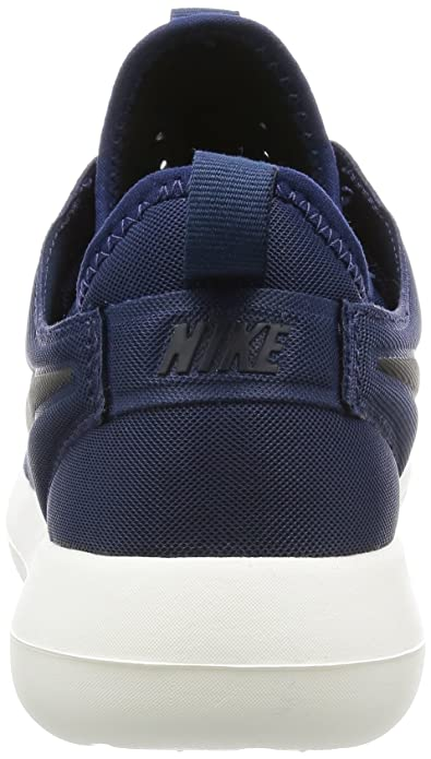 087ad3b25598 Nike Men s Roshe Two Midnight Navy Black Sail Volt Running Shoe 10 Men US  Buy  Online at Low Prices in India - Amazon.in