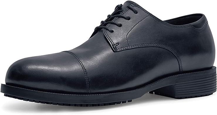 Crews Men's Senator-Steel Toe Loafer