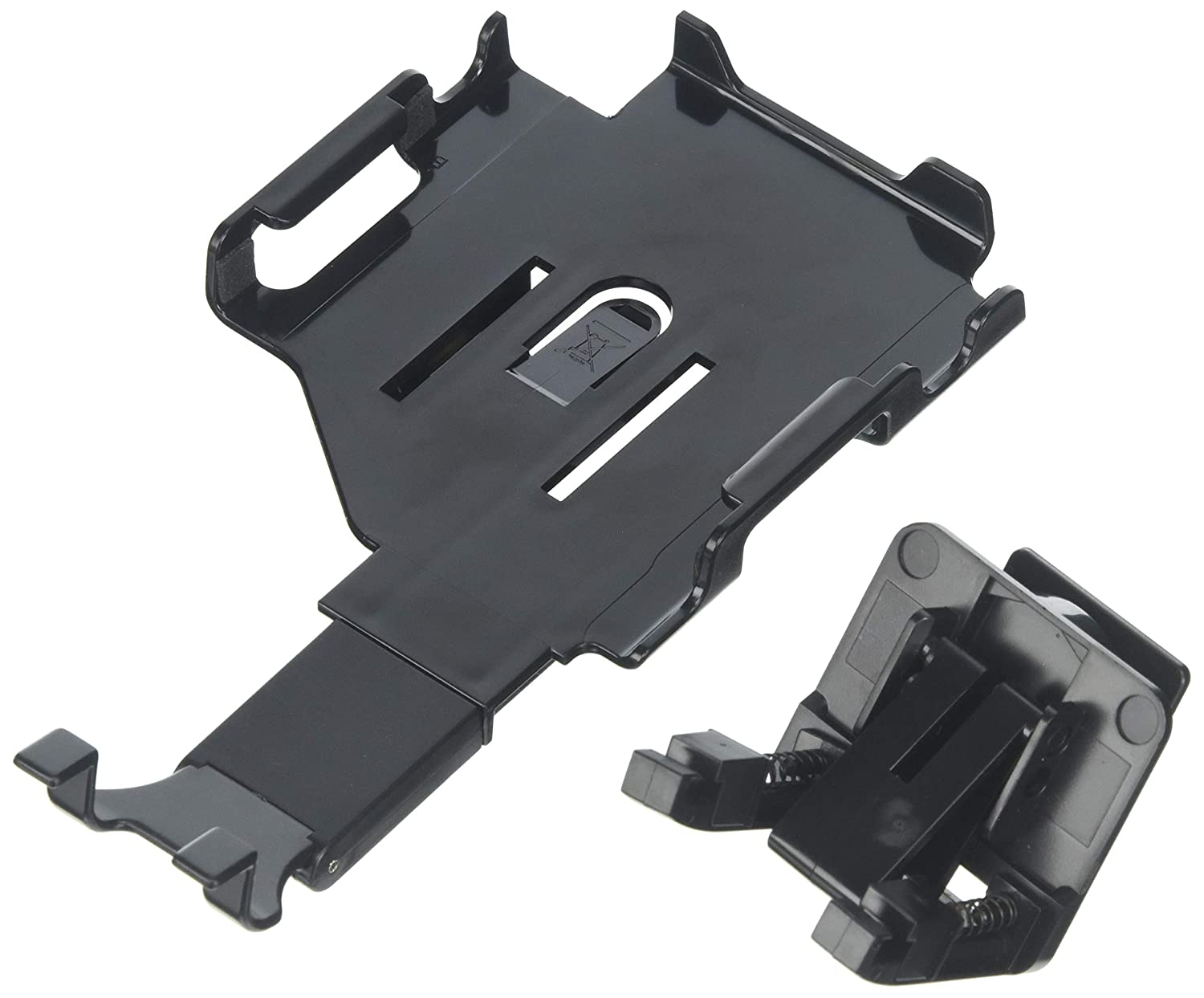 Fits All Carriers Black AMZ96508 - Retail Packaging Amzer Swiveling Air Vent Mount Holder for Samsung Galaxy Note 3 N9000