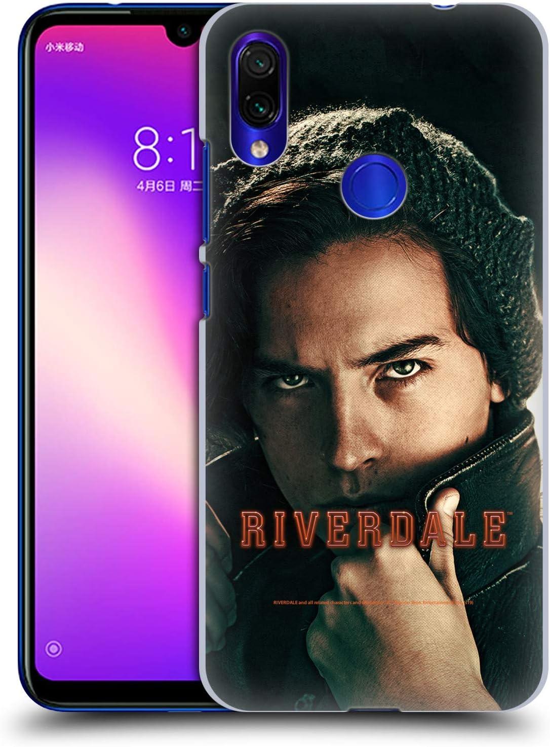 Official Riverdale Jughead Jones 4 Posters Hard Back Case Compatible for Xiaomi Redmi Note 7/7 Pro