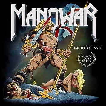 MANOWAR - The Final Battle (3 EPs) + nouveau line up 7123q8ZkfvL._SY355_
