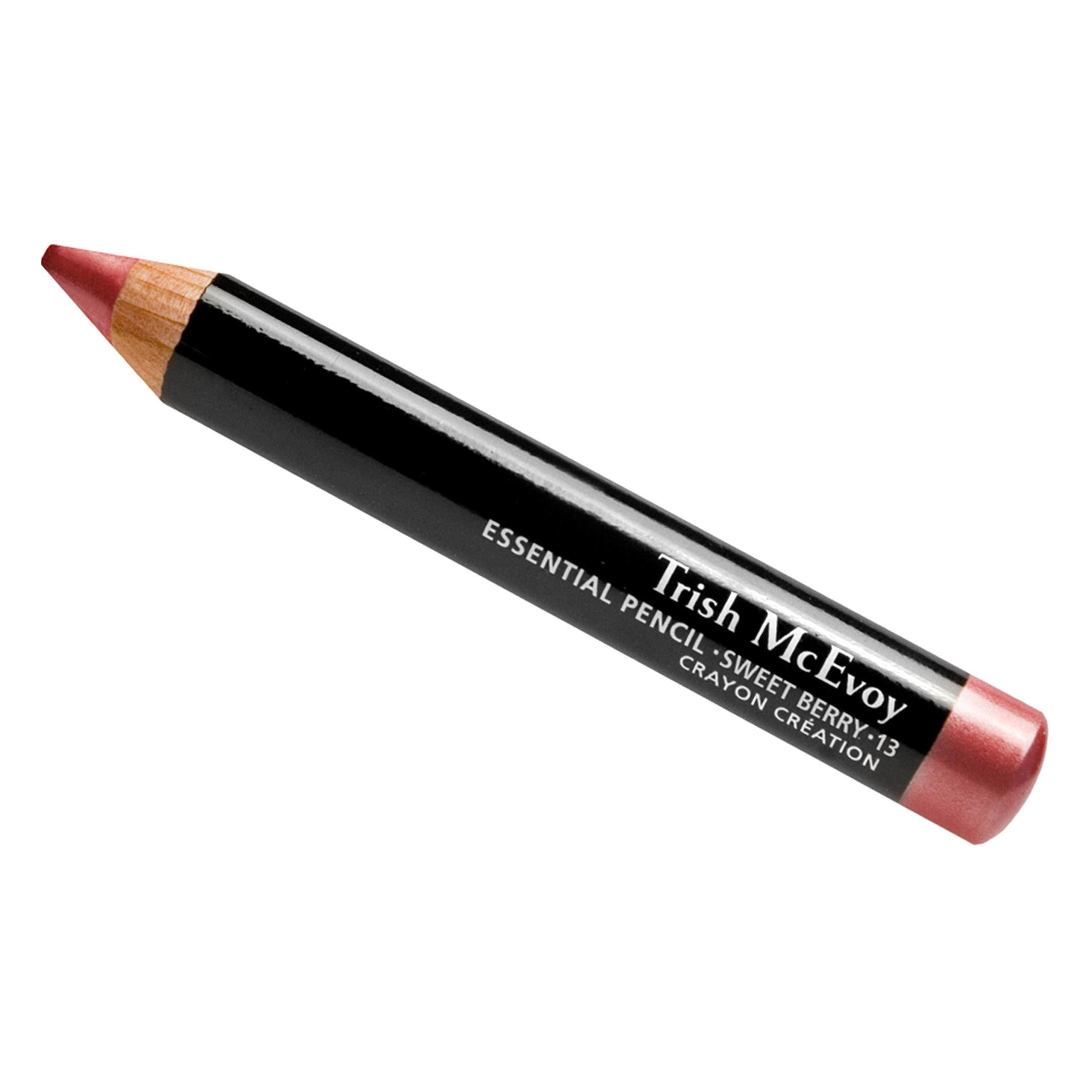 Trish McEvoy Multi-Function Essential Lip Pencil - Sweet Berry (1.44g) by Trish McEvoy by Trish McEvoy