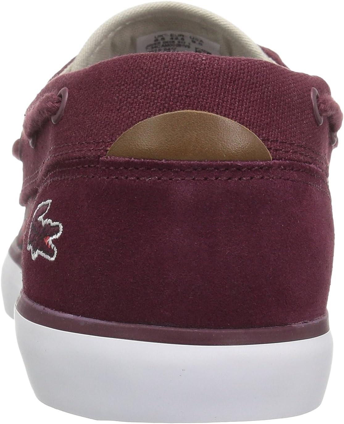 Lacoste Mens Jouer Deck 317 1 Sneaker