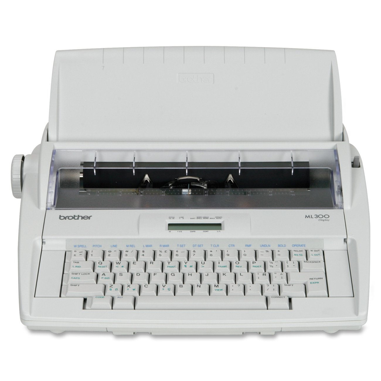 Brother ML-300 Electronic Display Typewriter - Retail Packaging product image