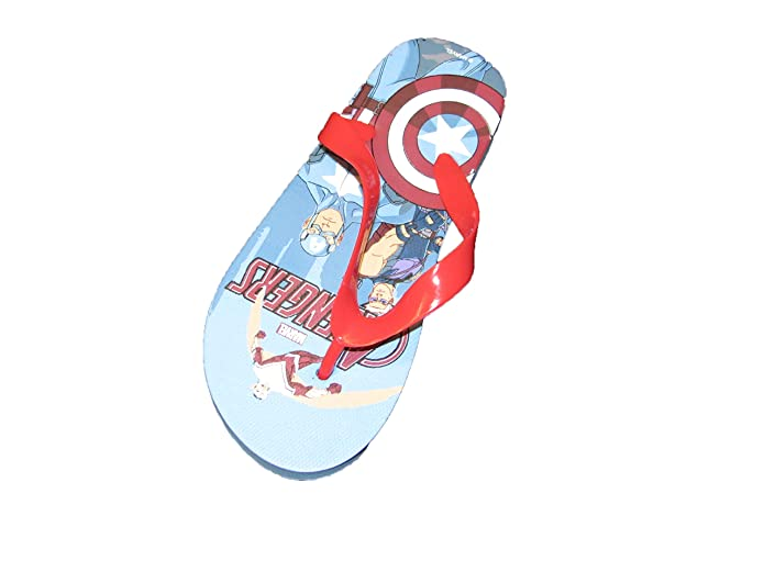 Kids Boys Girls unisex Open toe estate spiaggia sandali Disney stampa infradito PbQpTVFcR