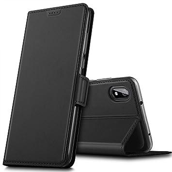 GEEMAI Diseño para Xiaomi Redmi 7A Funda, Protectora PU Funda ...