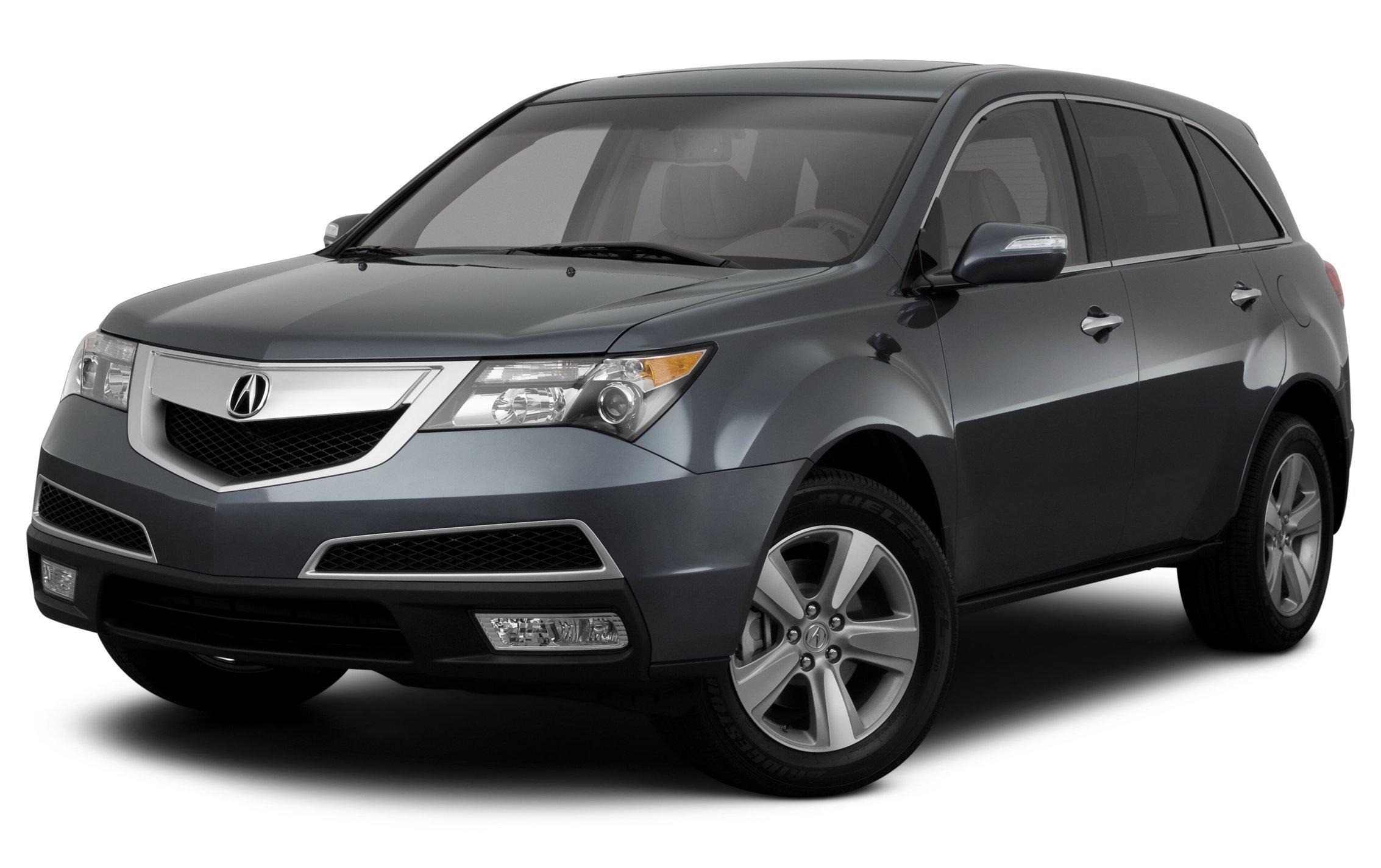 Amazon 2011 Acura MDX Reviews and Specs Vehicles