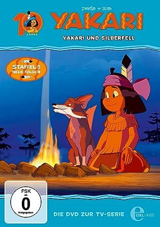 amazon com yakari 33 silberfell movies tv