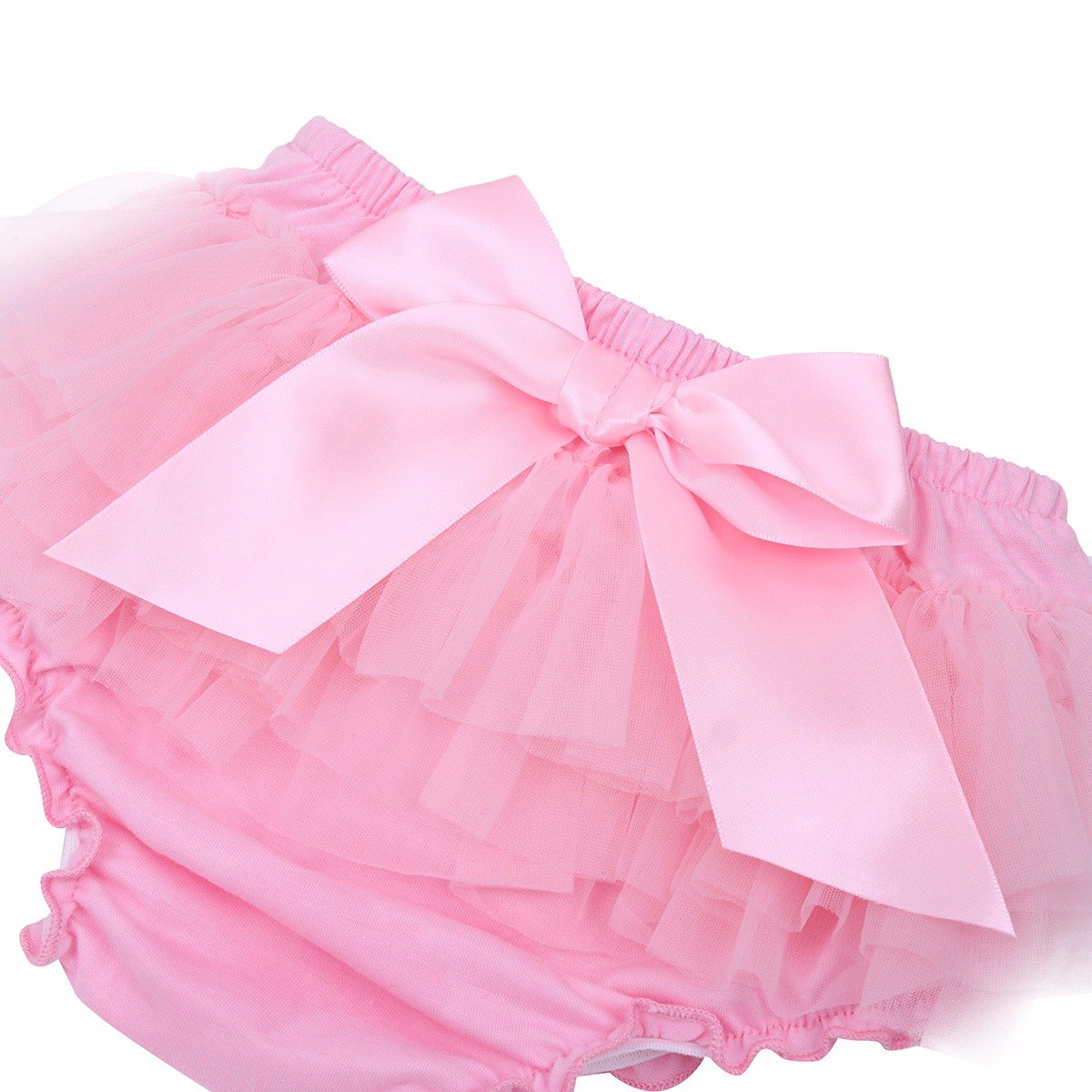 UCQueen 2PC Rompers for Girls Newborn Girl Ruffles Floral Print Romper Jumpsuit Sunsuit Bodysuit Headband Clothes Set